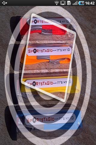 SPORTSTAGID-Bracelet