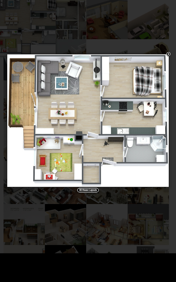 3D Home layouts  screenshot. 3D Home layouts   Android Apps on Google Play