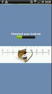 Filmotech- screenshot thumbnail