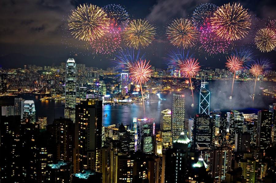 HK3 by Jovi Mirabueno - City,  Street & Park  Skylines