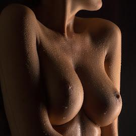 Wet by Tatjana GR0B - Nudes & Boudoir Artistic Nude (  )