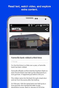 WITN News - screenshot thumbnail