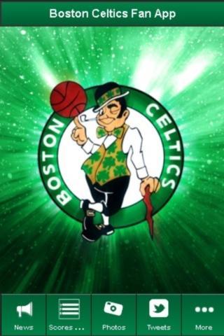 Boston Celtics Fan App