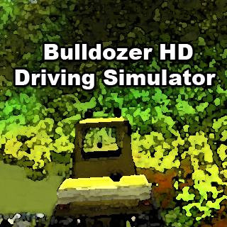 BulldozerHD Driving Simulator
