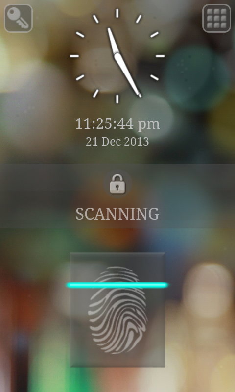 Screen Lock - with Simulator- screenshot
