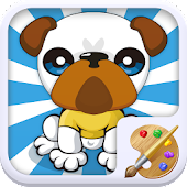 ColorMe: Dogs Coloring