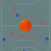 Tactic Board Indoor Hockey
