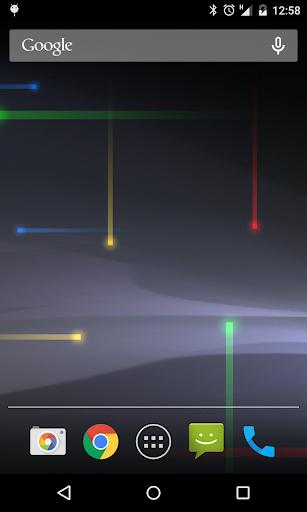 Nexus Legacy Live Wallpaper