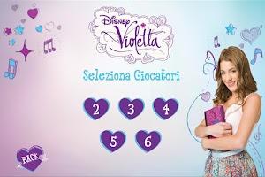 Screenshot of Violetta il Gioco