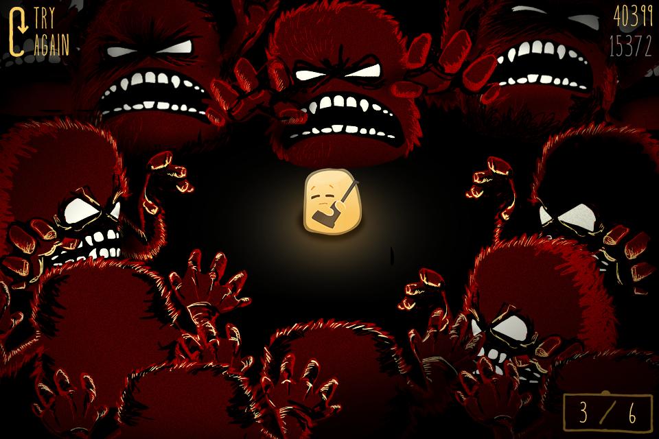 Hopeless: la Cueva Oscura