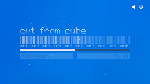 Cut From Cube