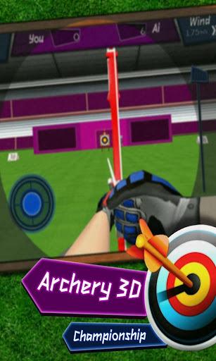 Archery 3D Championship
