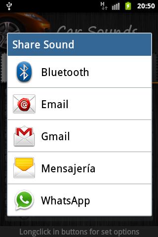 玩音樂App|音调和声音汽车免費|APP試玩
