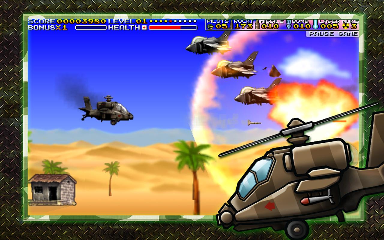 Apache Overkill screenshot #6