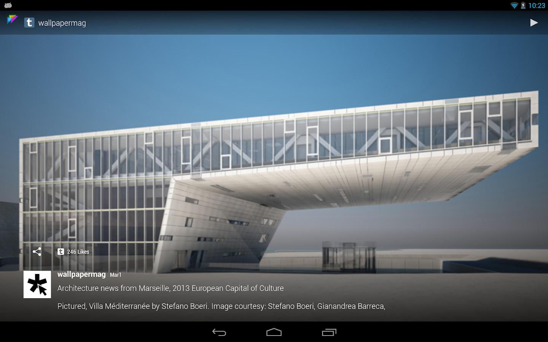 Dayframe (Android photo frame) - screenshot