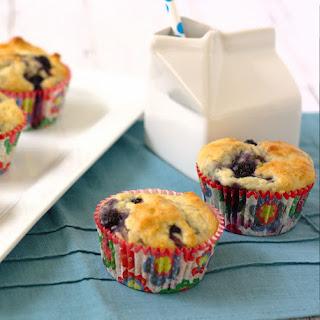Blueberry Yogurt Muffins Recipe