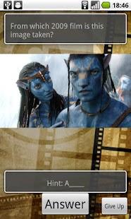The Movie Game Demo - Trivia- screenshot thumbnail