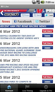 AMA Pro Road Racing Lite- screenshot thumbnail