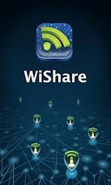 WiShare BETA Screenshot 1