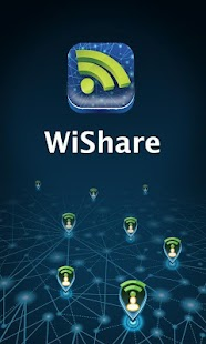 WiShare BETA- screenshot thumbnail