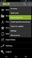 Screenshot of Holo Fixer Theme Chooser Theme