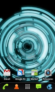 RLW Live Wallpaper Free - screenshot thumbnail