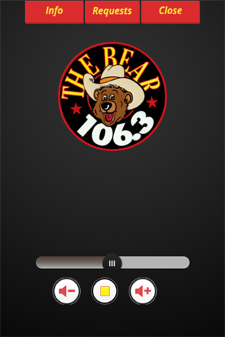 106.3 The Bear - screenshot
