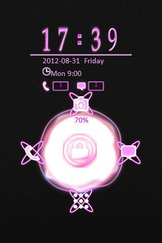 Lila Pink - screenshot