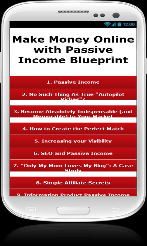 Make Money Online- More Income - screenshot