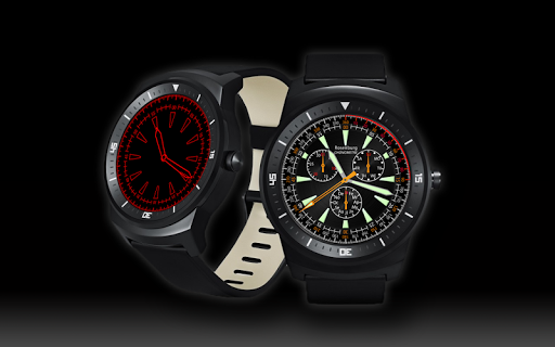 A42 WatchFace for LG G Watch R