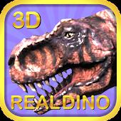 Dinosaur 3D - Tyrannosaurus