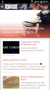 Cassandra Clare: Shadowhunters- screenshot thumbnail