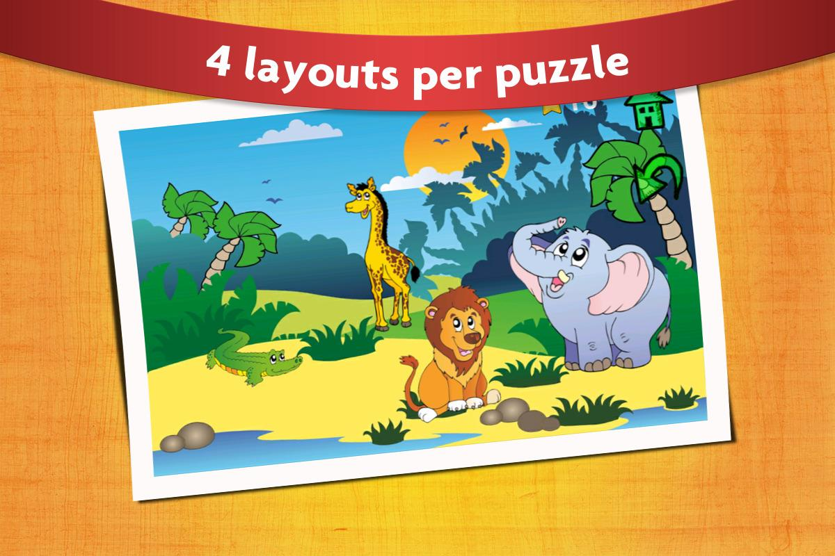 Peg Puzzle Games for Kids Free - screenshot