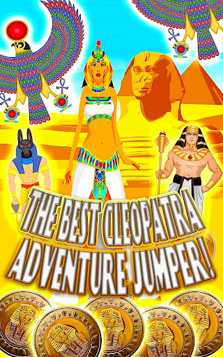 CLEOPATRA HUGE TREASURE JUMP