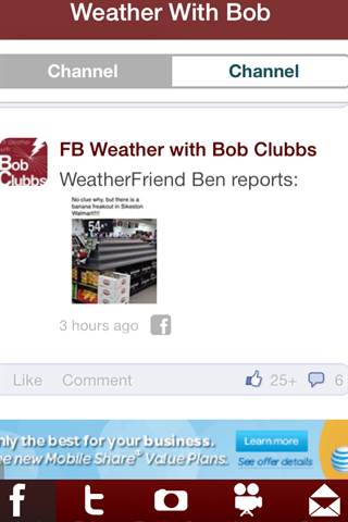 Weather with Bob