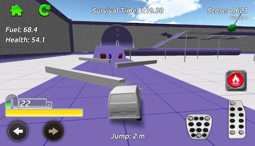 Stunt 3 Wheeler Simulator