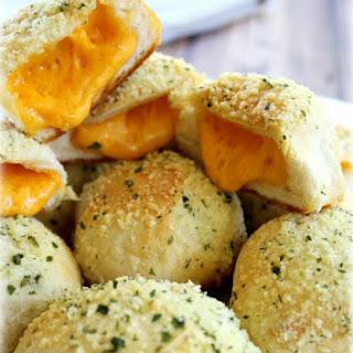 Incredible Cheese Bombs.