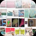 Left Hand Crochet Tutorials icon