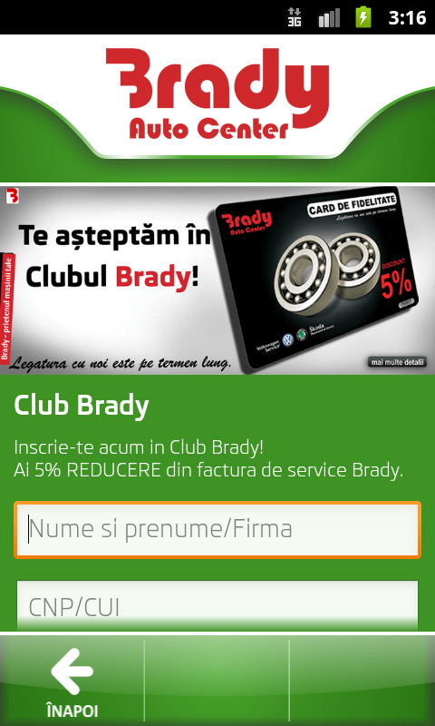 Brady Auto Center- screenshot