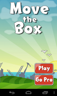 Move the Box - screenshot thumbnail