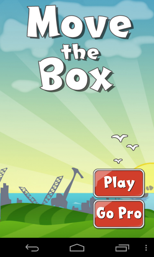 Move the Box - screenshot