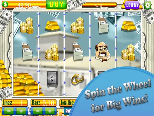 Cash Rich Tycoon Vegas Slots
