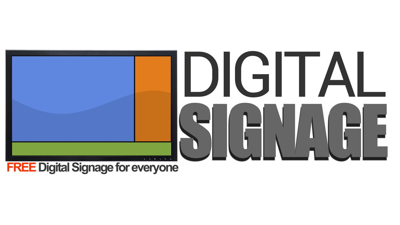 SignagePlayer Android (FREE)- screenshot