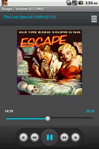 Escape - Old Time Radio Vol.3