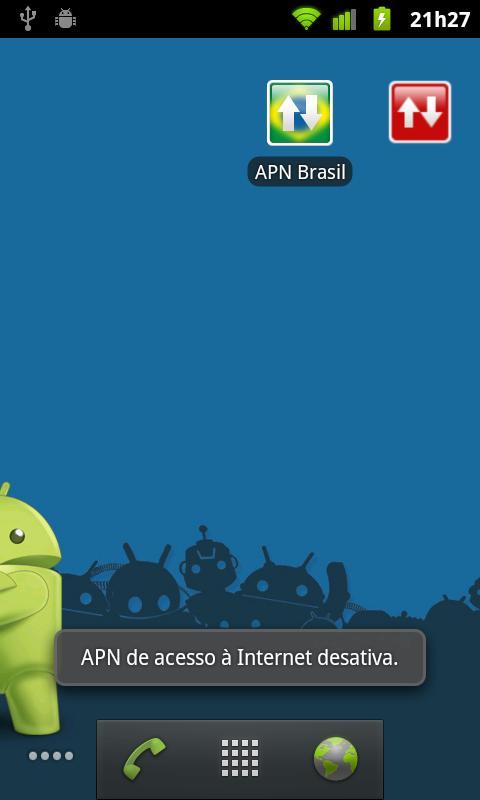 APN Brasil - screenshot