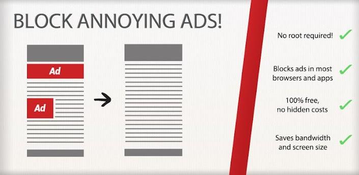 Adblock Plus lQuien Fuera una solucion al bloqueo de ADS para Chrome y muchos usuarios de Firefox – Se acaba de publicar en la tienda de Google Play. A diferencia de la mayoría de las alternativas existentes, Adblock Plus para Android está disponible de forma gratuita como una versión completamente funcional, y funciona bajo Root, así como los no ROOT . Desde el punto de vista móvil, Adblock Plus le ayuda a deshacerse de los anuncios intrusivos y molestos, banners, avisos de publicidad orientadas et al en casi todo el sistema operativo, incluyendo la notificación fantasma, pantalla de inicio, los