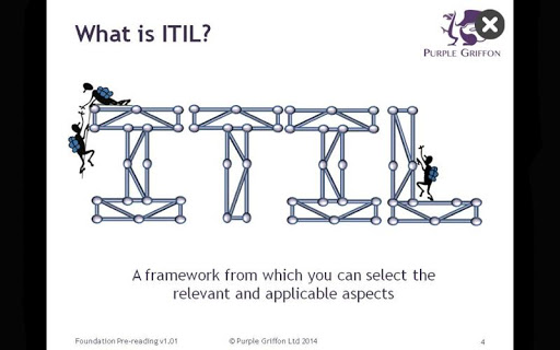 Purple Griffon ITIL