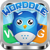 Worddle Complete the Word game