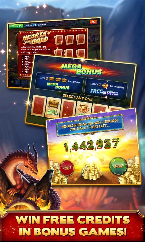 Slots - Journey of Magic - screenshot