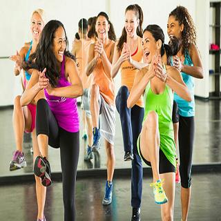Dance Fitness Exercises